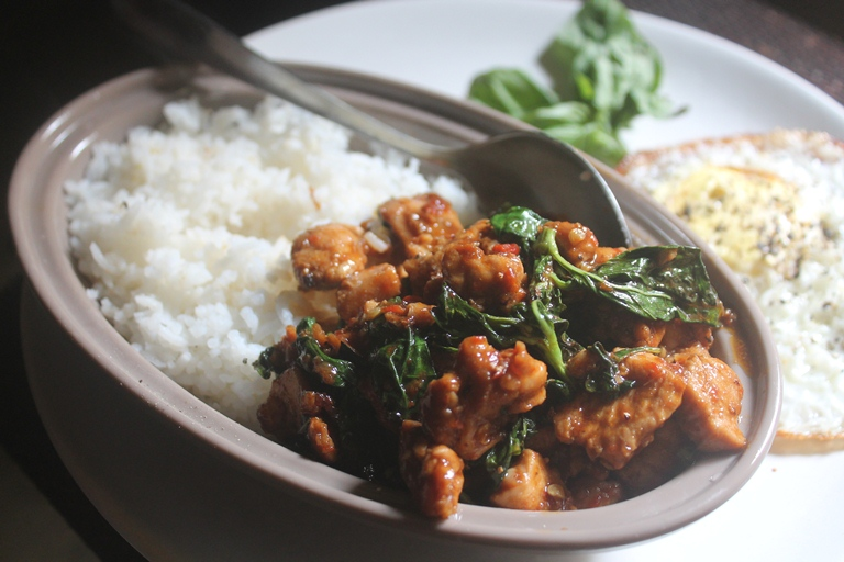 Thai Basil Chicken Recipe – Gai Pad Krapow Recipe