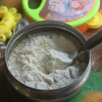 Sooji Cereal Mix for Babies – Instant Rava Porridge Mix Powder For Babies