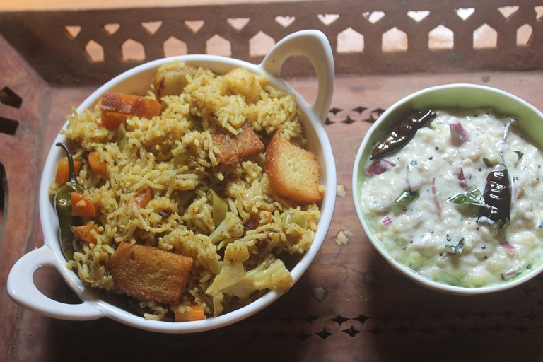 Vegetable brinji rice recipe veg brinji rice recipe vegetable brinji rice recipe veg brinji rice recipe with step wise pictures forumfinder Choice Image
