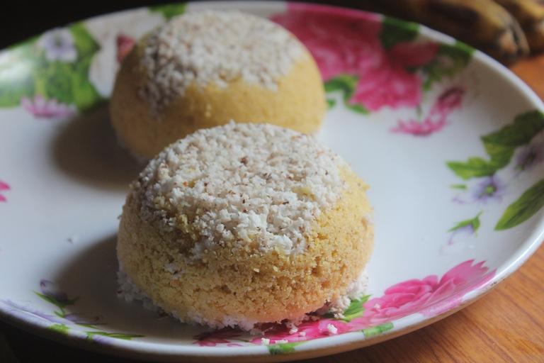 Makki Atta Puttu Recipe – Yellow Corn Flour Puttu Recipe