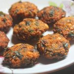 Keerai Vadai Recipe – Spinach Paruppu Vada – Parippu Vadai Recipe