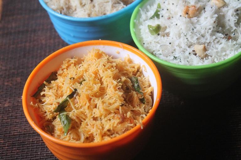 Tomato Sevai Recipe – Thakkali Sevai Recipe
