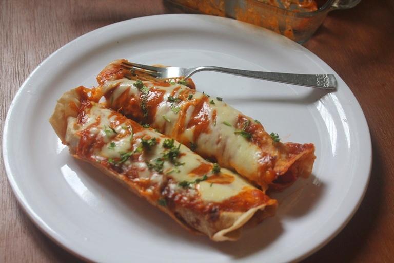 Easy Chicken Enchilada Recipe – Quick Mexican Recipe