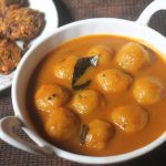 Iyengar Paruppu Urundai Kuzhambu Recipe