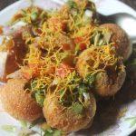 Ragda Puri Chaat Recipe – Ragda Puri Recipe – Easy Chaat Recipes