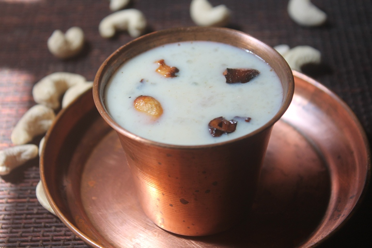 Kodo Millet Kheer Recipe – Varagu Arisi Payasam Recipe