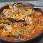 Iyengar Style Appala Kuzhambu Recipe – Papad Kuzhambu