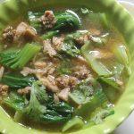 Bok Choy Chicken Noodles Soup Recipe