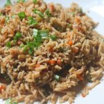 Quick Vegetable Fried Rice Recipe – Chinese Recipes