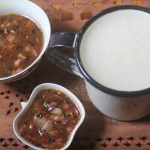 Pazhaya Sadam & Uppum Puliyum – Nutritious Breakfast Recipe
