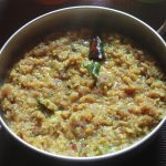 Purple Cabbage Dal Recipe – Cabbage Moong Dal Recipe