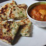 Cheese Garlic Kulcha Recipe – Garlic & Cheese Stuffed Kulcha Recipe