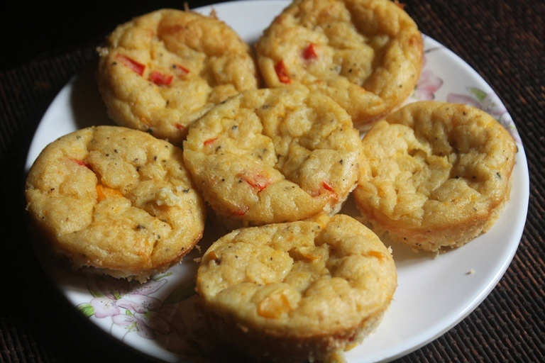 Sweet Corn Muffins Recipe – Savory Corn Muffins Recipe