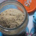 Wheat Peanut Health Mix Powder for Babies – Peanut Porridge Powder