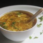 Restaurant Style Chinese Egg Drop Soup Recipe