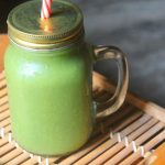 Freezer Green Smoothie Recipe – Pineapple, Avocado & Spinach Smoothie Recipe