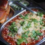Cheese Pav Bhaji Recipe – Mumbai Street Style Cheesy Pav Bhaji