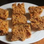 3 Ingredient Peanut Butter Bars Recipe