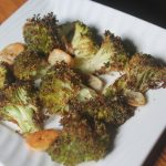 Oven Roasted Broccoli Recipe – Roasted Broccoli with Garlic