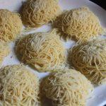 Makki Idiyappam Recipe – Yellow Corn Flour Idiyappam Recipe