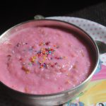 Gulkand Phirni Recipe – Rose Preserve Rice Pudding Recipe