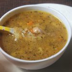 Chicken & Rice Soup for Flu – Immunity Boosting Chicken Soup