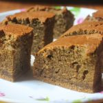 Tea Time Coffee Cake Recipe – Coffee Flavoured Cake Recipe