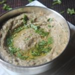 Baba Ganoush Recipe – Lebanese Roasted Eggplant Dip Recipe