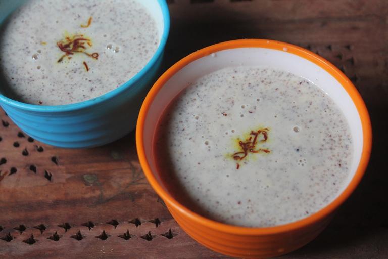 Ragi Rava Kheer Recipe – Ragi Rava Payasam Recipe