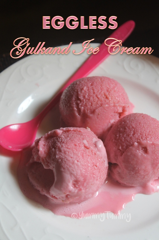 recipe: how to make gulkand ice cream at home [13]