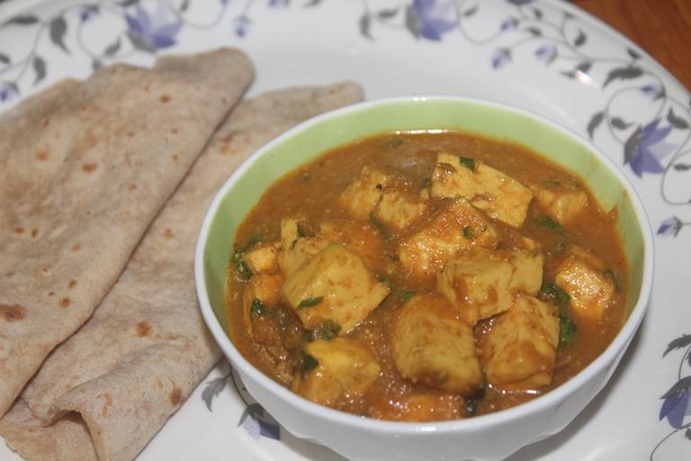 Paneer Khus Khus Curry Recipe – Poppy Seeds Paneer Curry Recipe