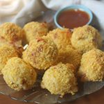 Crispy Paneer Cheese Balls in a Air Fryer