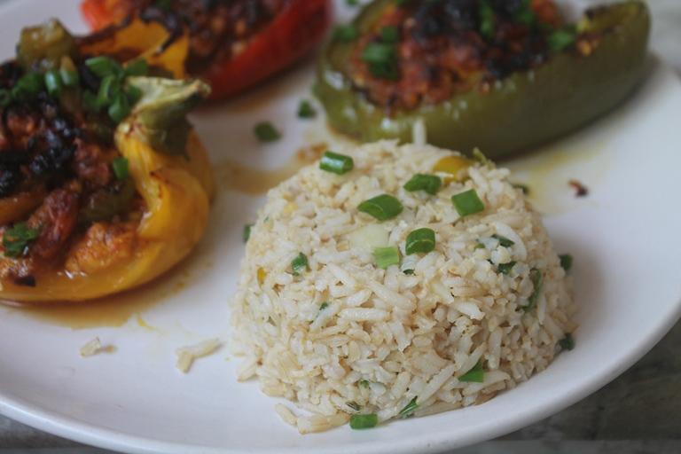 Ginger Lemon Rice Recipe – Ginger Lemon Brown Rice Recipe