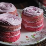 Pink Ombre Mini Cakes Recipe – Naked Mini Cakes Recipe