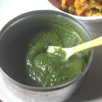 Spinach Puree for Babies – Spinach Sauce for Babies