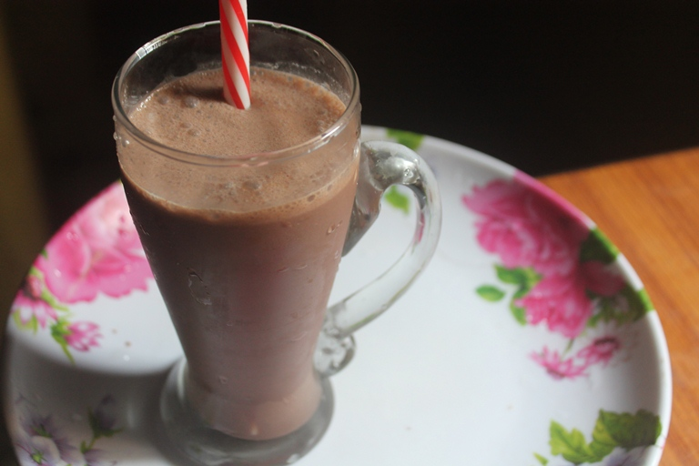 Chocolate Milkshake Recipe – Chocolate Shake Recipe