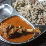Varutharacha Chicken Curry Recipe