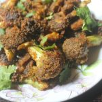 Broccoli Besan Sabzi Recipe – Broccoli Stir Fry with Chickpea Flour