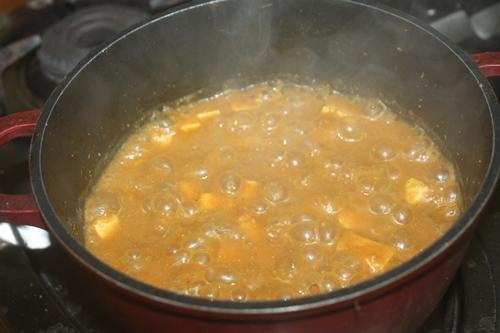 how to make khus khus gravy