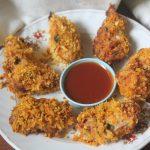 Masala Chicken Nuggets Recipe in Air Fryer