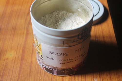 Pancake Recipe Yummy Tummy: Banana Pancake Muffins Recipe
