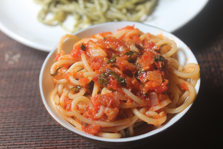 Tomato Basil Pasta Recipe – Tomato Basil Pasta Recipe
