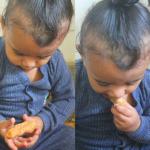 Kokkattan Recipe – Rice & Palm Jaggery Finger Food For Babies