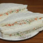 Carrot & Cucumber Tea Sandwich Recipe