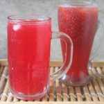 Rose Strawberry Lemonade Recipe – Strawberry Rose Juice Recipe