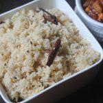 Seeraga Samba Ghee Rice – Seeraga Samba Nei Choru Recipe
