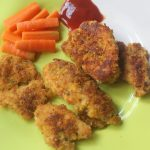 Cheesy Chicken Nuggets Recipe – Kids Special Recipes