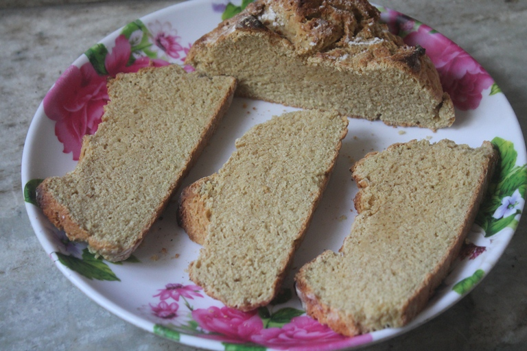 Irish Soda Bread Recipe – Brown Soda Bread Recipe