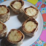 Nutella Banana Roll Ups – Easy Lunch Box Ideas for Kids