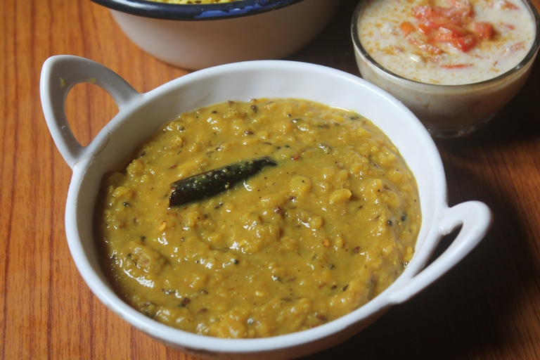 Bengali Cholar Dal Recipe – Sweet Chana Dal Recipe